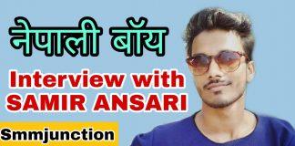 Interview with Samir Ansari