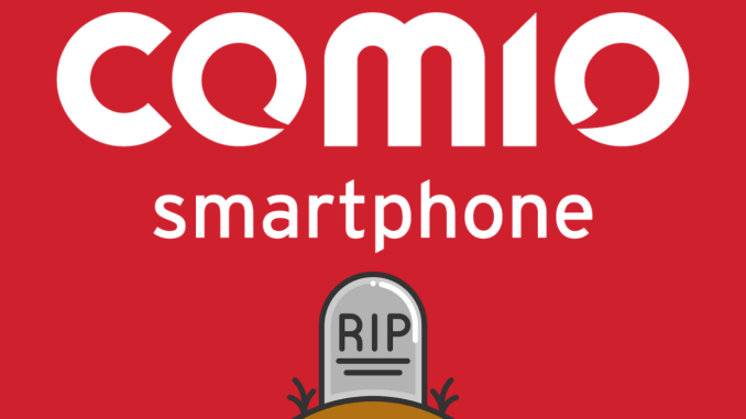 Comio Chinese Brand Leaving Indian Smartphone Market