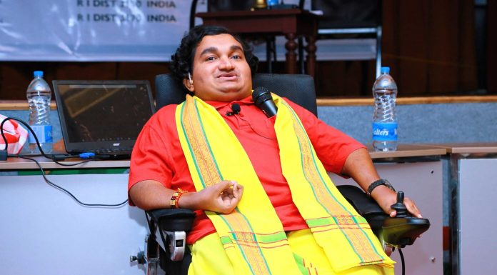 Interview with Wheelchair Warrior Sai Kaustuv Dasgupta