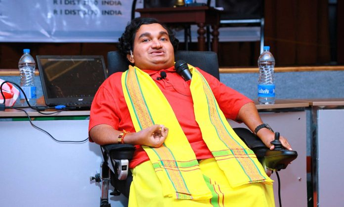 Interview with Wheelchair Warrior Sai Kaustuv Dasgupta