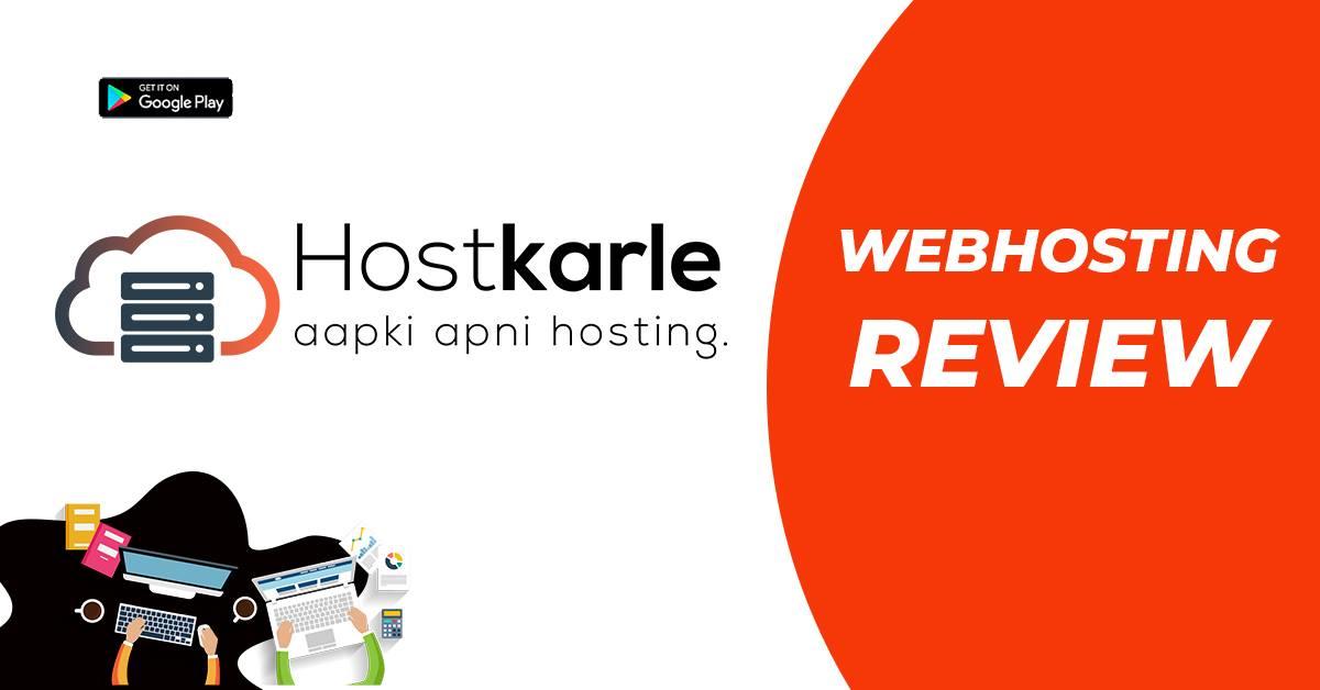 HOSTKARLE Hosting Review