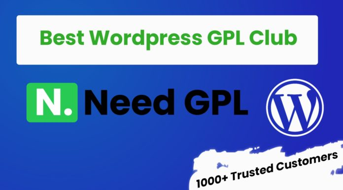 NeedGPL Review: Best GPL Club For Bloggers