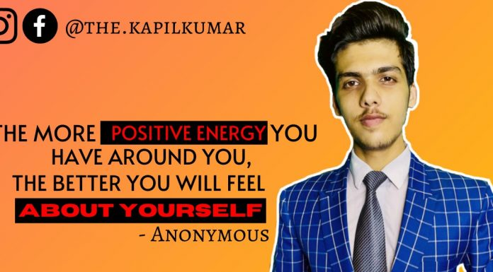 Interview with Kapil Kumar - Founder of the Kapil Kumar