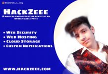 Interview with Founder of Hackzeee, Aman Saifi