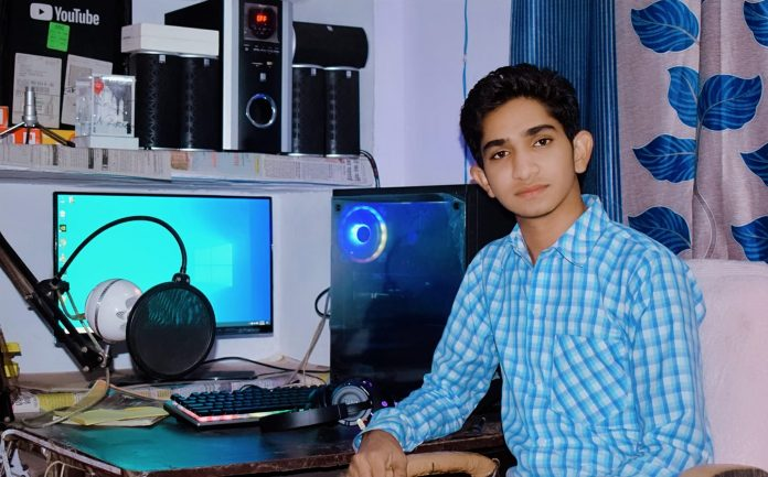 Interview with Digital Entrepreneur & Youtuber Sahabaj Khan Alwar