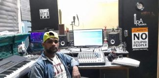 Interview with International Rap Artist Rahul Kashyap 'Insorhym' - Founder of IRA Records